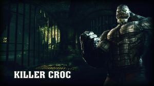 Killer Croc Wallpaper by BatmanInc