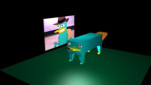 Perry3D by VERTEX768MHz
