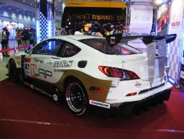 Ultra HOT Genesis Coupe Racing by toyonda