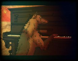 piano player by DeadRussianSoul