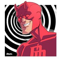 Daredevil by D-MAC