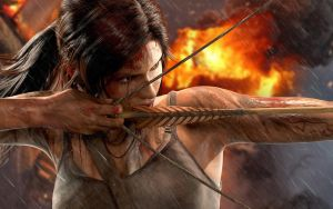 Tomb Raider by AcerSense