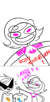 ROXY ADVENTURES by HomestuckFanPoop