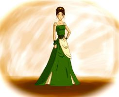 Disney princess Toph by narutopony