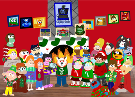 The Group Picture of 2013 by LaptopGeek92