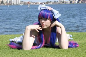 Stocking by the Sea by AlicesRainbow