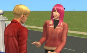 SIMS 2-PS IV-rika rejects chaz by kilderok