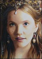 Queen Catherine Howard by DavidDeb