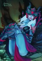 Vengeful Spirit / Dota 2 by Hassly