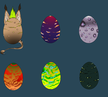 egg adopts by BlackLightning95