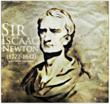 Isaac Newton by SolidGx