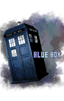 Bluebox by Nikki-MissFairytale
