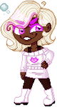 smol roxy by Athene112