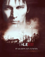 True Blood Poster - Bill by CarmenAckles