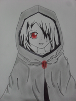 Hooded Stranger by hayameh03