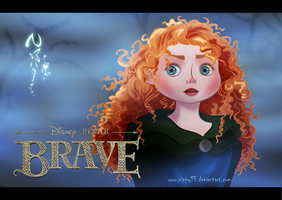 Brave-Merida Light Version by Nippy13