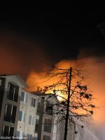Apartment Building Fire 2 by environment