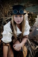 Steampunk by Xibalba photo by BlackNorns