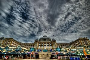 The Kurhaus - HDR by Ageel