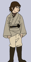 Jedi Youngling by Bubbletea-Coyote