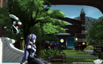 PSO2: Nep's Daydreaming by Lastwolf333