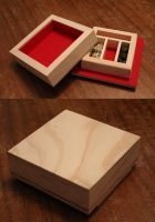 Dice Box by photozz