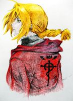 Edward Elric by Etain666