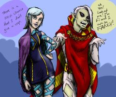 Ghirahim is Jelly by Lillooler