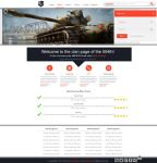 World of Tanks Clan Design by TokioFeedsIce