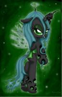 Queen Chrysalis. by Ketrin0cat