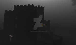 Ghostly Castle by TERABBS