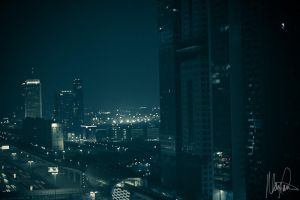 A Night in Dubai by xmeerzx