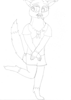 Foxy Luxy by Chelonianmobile