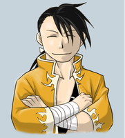 Project FMA: Ling Yao by nitefise