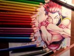 Hisoka by MarvelousBuzz
