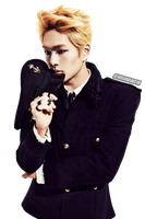Onew [SHINee] _ Render PNG #1 by ArianaMoya