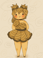 Curly Fry Girl Adoptable by Ask-MusicPrincess3rd