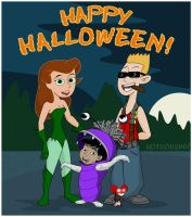 Happy Halloween '11 by hotrod2001