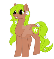 Pony OC ~ Passion Lily by Crystal-Comb