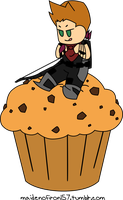 Clint Bartmuffin by MaidenofIron157