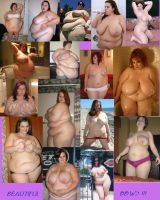 BBW collage by Irvingohare