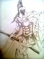 Pantheon SKetch by : martius2521 by martius2521
