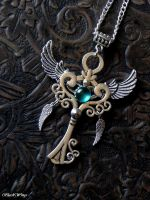 Iria by BlackWings-jewelry