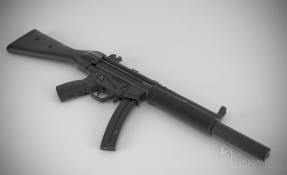 MP5 SD Final by Temporal333