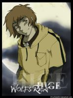 Hige of Wolf's Rain by ladyfish