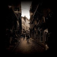 untitled street in istanbul by AlexandruCrisan