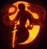 Rand al'Thor - The Pumpkin Reborn by johwee