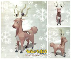 Stantler by P-M-F