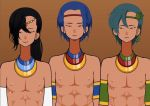 Gods of wind,air,Fertility and Earth by Reelsteal