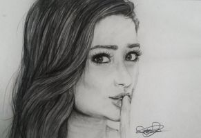 Shay Mitchell by sunnyvany